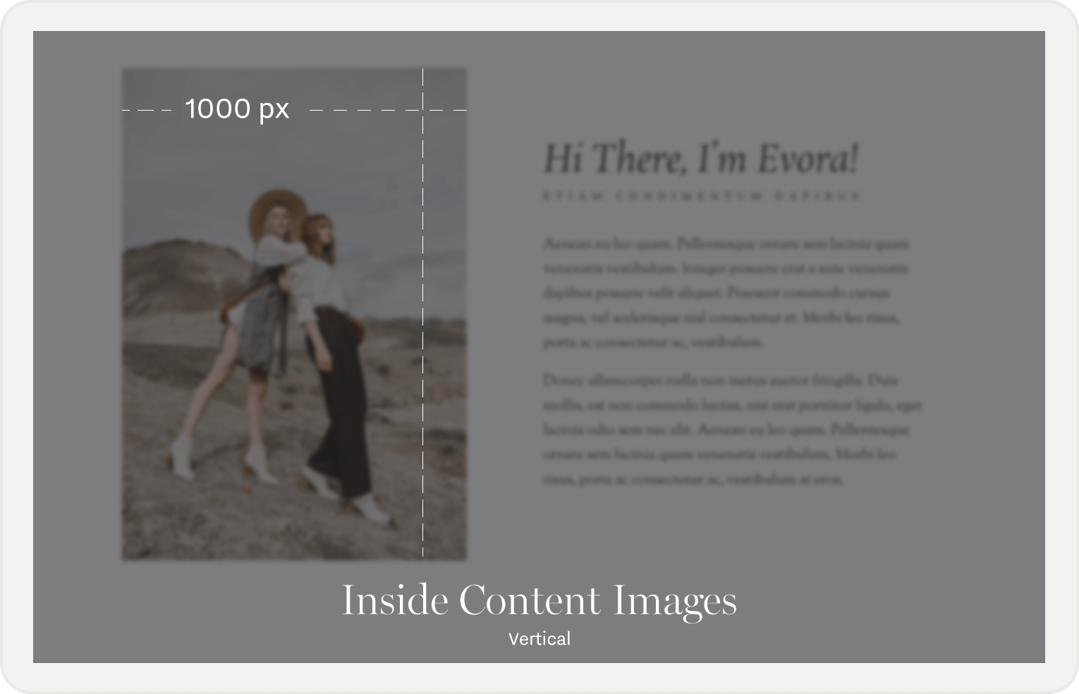 inside content image sizes vertical