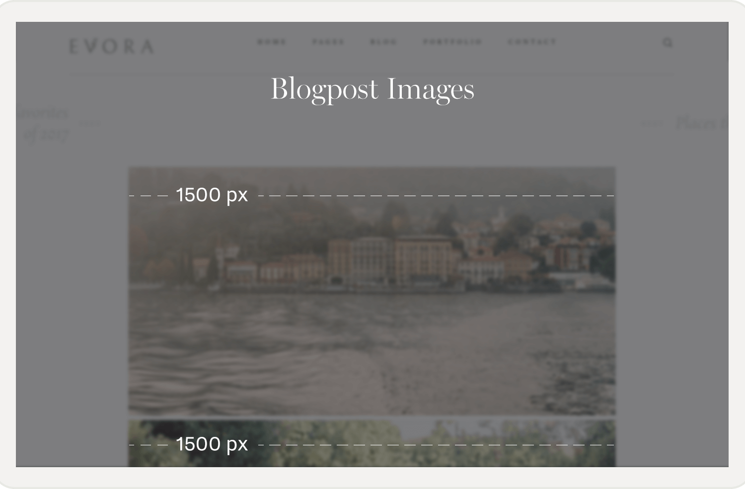 blog post image sizes