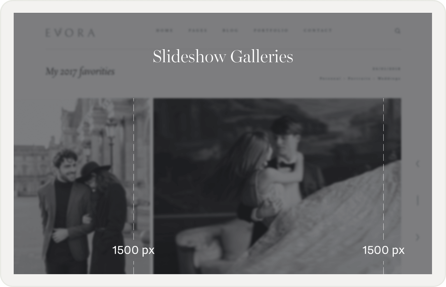 slideshow galleries image sizes