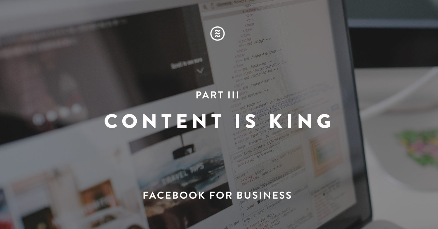 flothemes, facebook for business, content management &copywriting