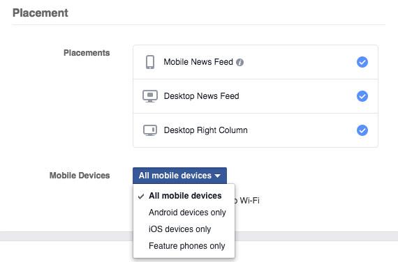 Flothemes, Facebook for Business, Ads