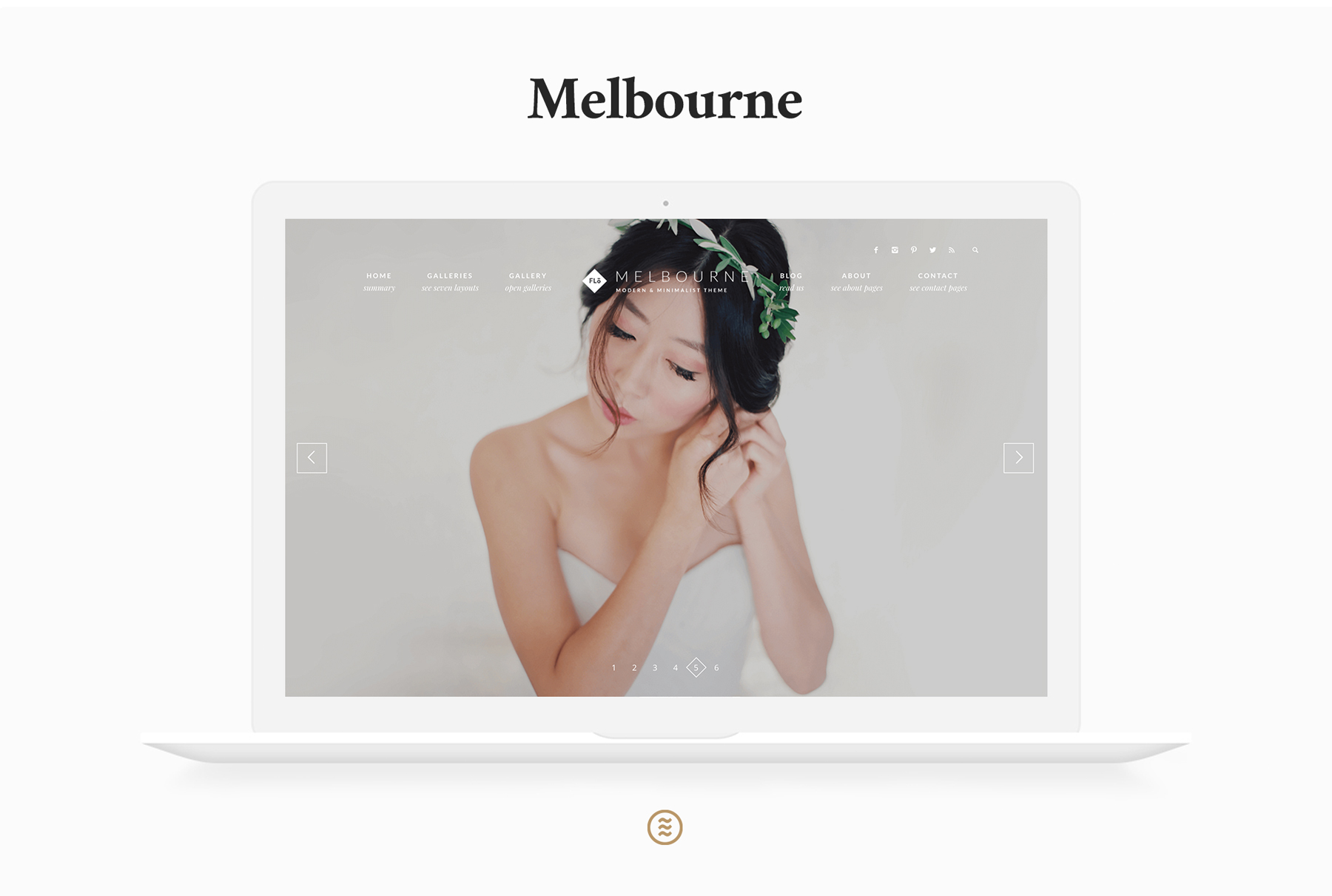 melbourne elegance and class for your website