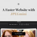 A Faster Website with JPEGmini
