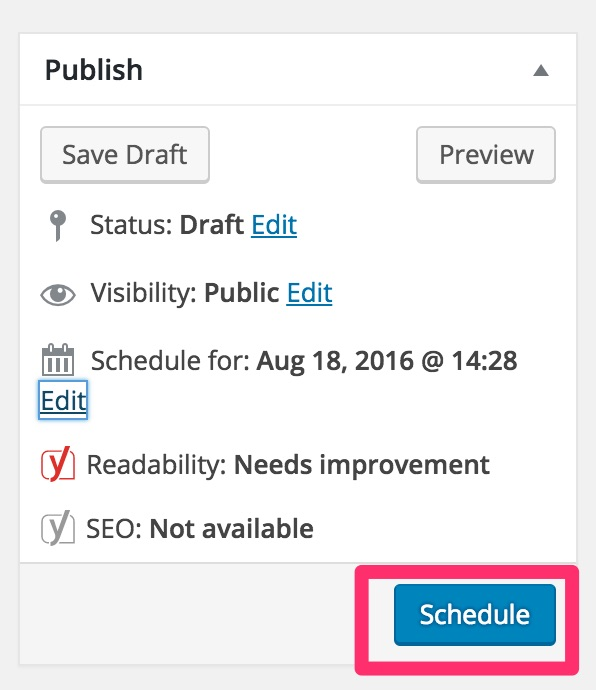wordpress-schedule-blog-post