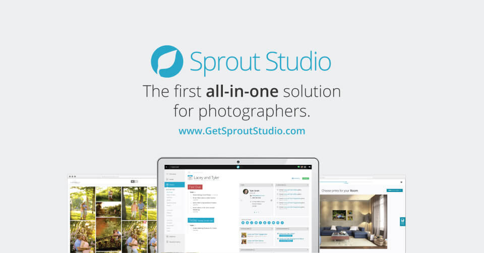 Sprout Studio studio management software
