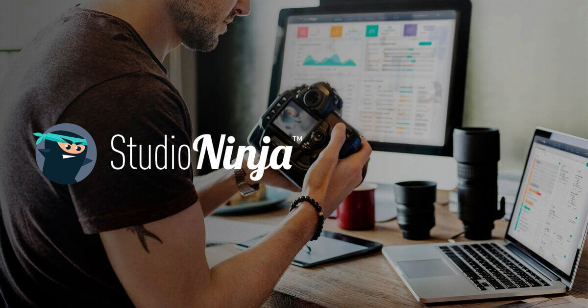 Studio Ninja studio management software