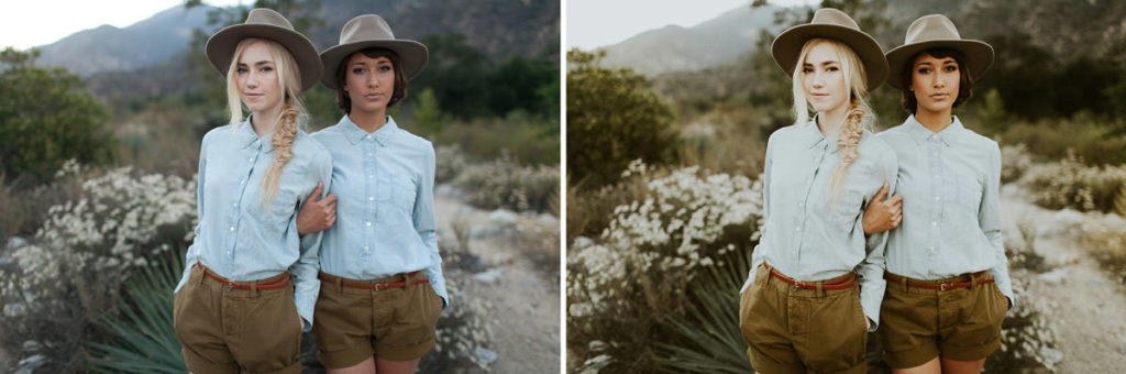 Ben Sasso Heck yeah lightroom presets Bright pack