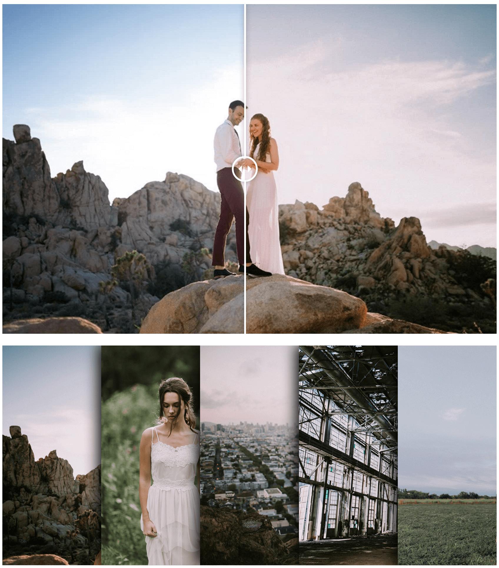 Loren & Chris LR Presets, Best Lightroom presets for photographers - tribe archipelago