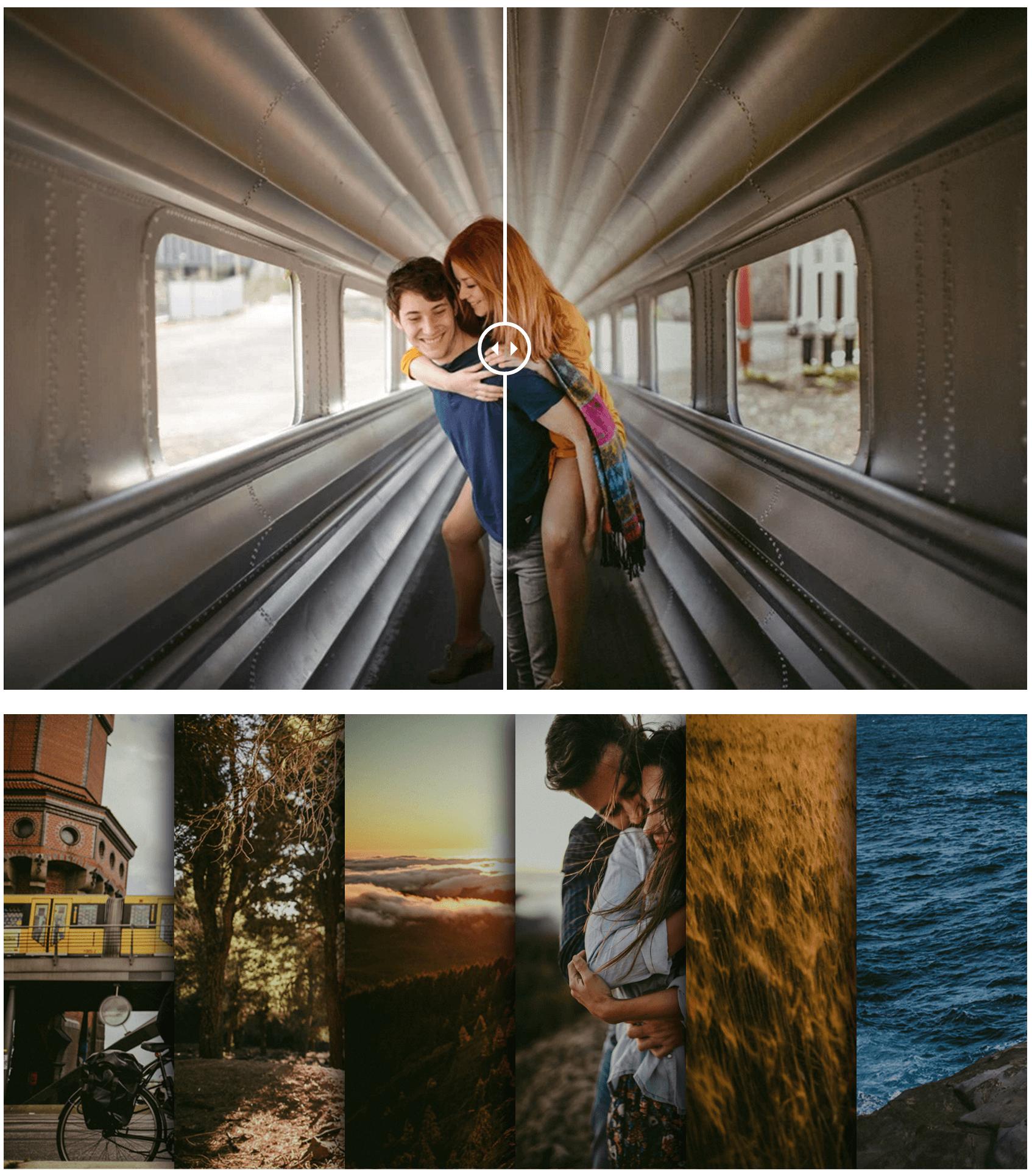 Don+Helen LR Presets, Best Lightroom presets for photographers - tribe archipelago