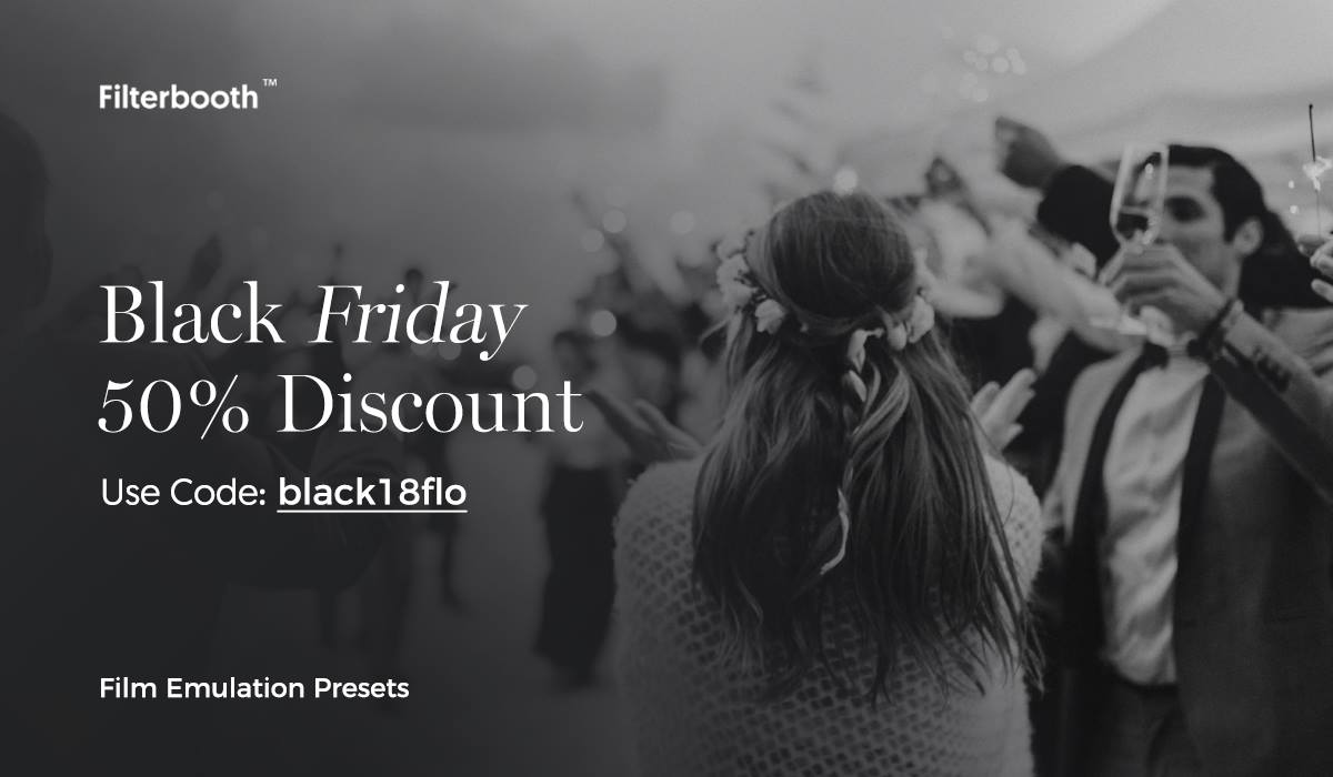 best Black Friday Deals for photographers - filterbooth