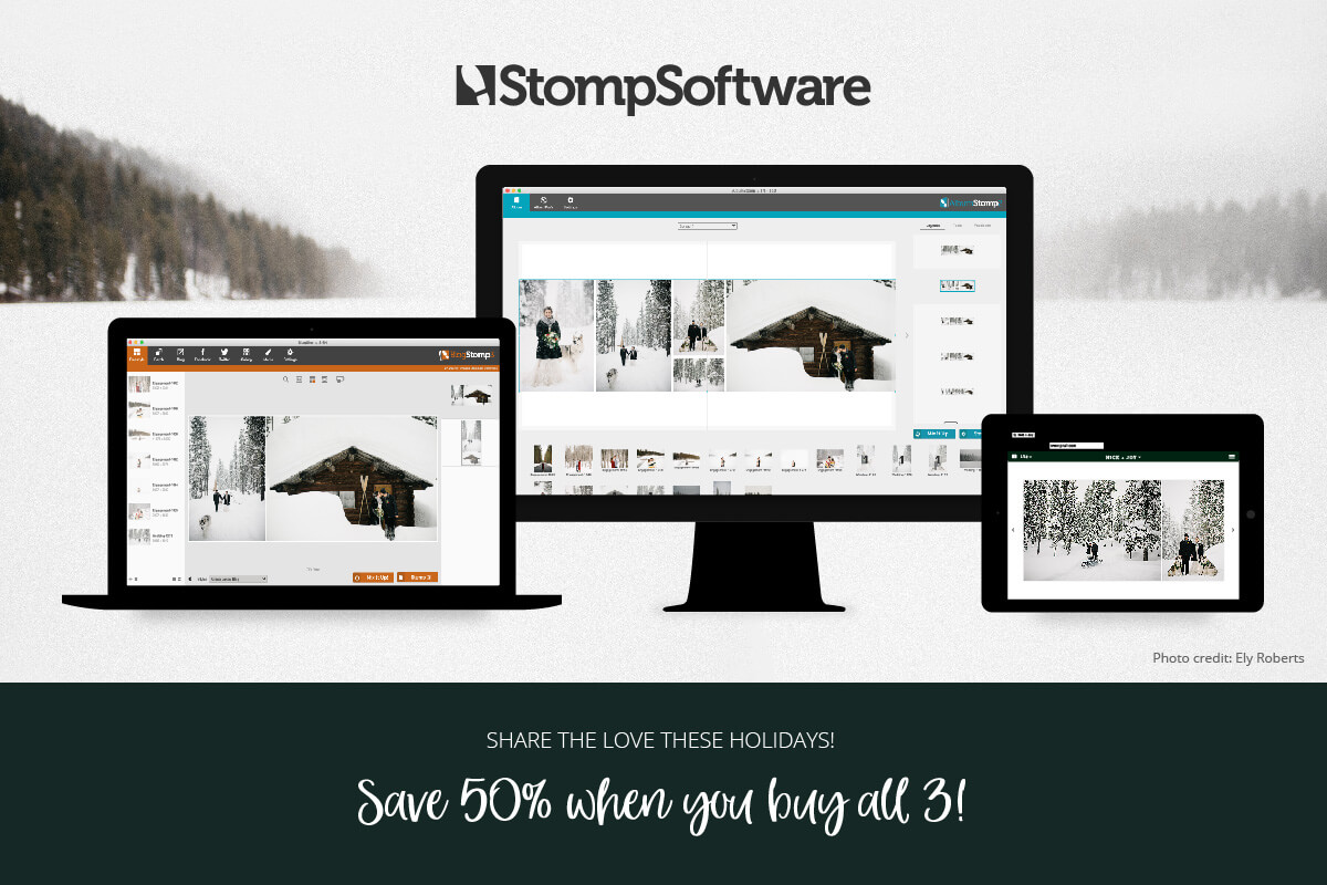 best Black Friday Deals for photographers - stompsoftware