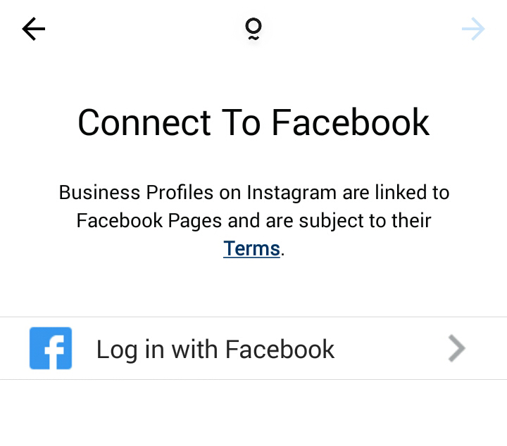 Switch to Instagram Business Account, connect your facebook business page