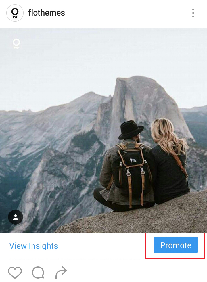 Switch to Instagram Business Account, Instagram ads, promote posts