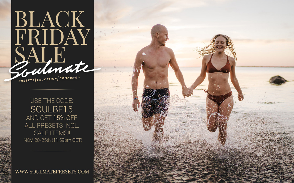 best Black Friday Deals for photographers - soulmate-presets
