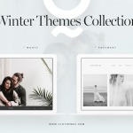 Winter Themes Collection: Meet Rosemary & Monte