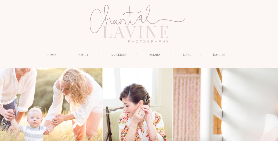 Chantal Lavine