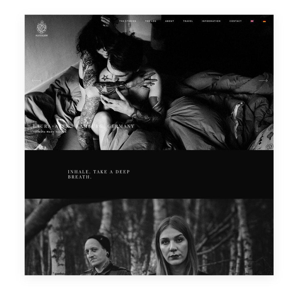 bjorn-lexius-website-cube-theme-flothemes, hafenliebe-weddingphotography.com Cube theme, flothemes