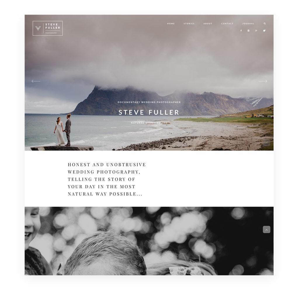 steve-fuller-website-design-cube-theme-flothemes