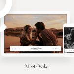 Osaka - Best Website Theme for Storytellers & Bloggers