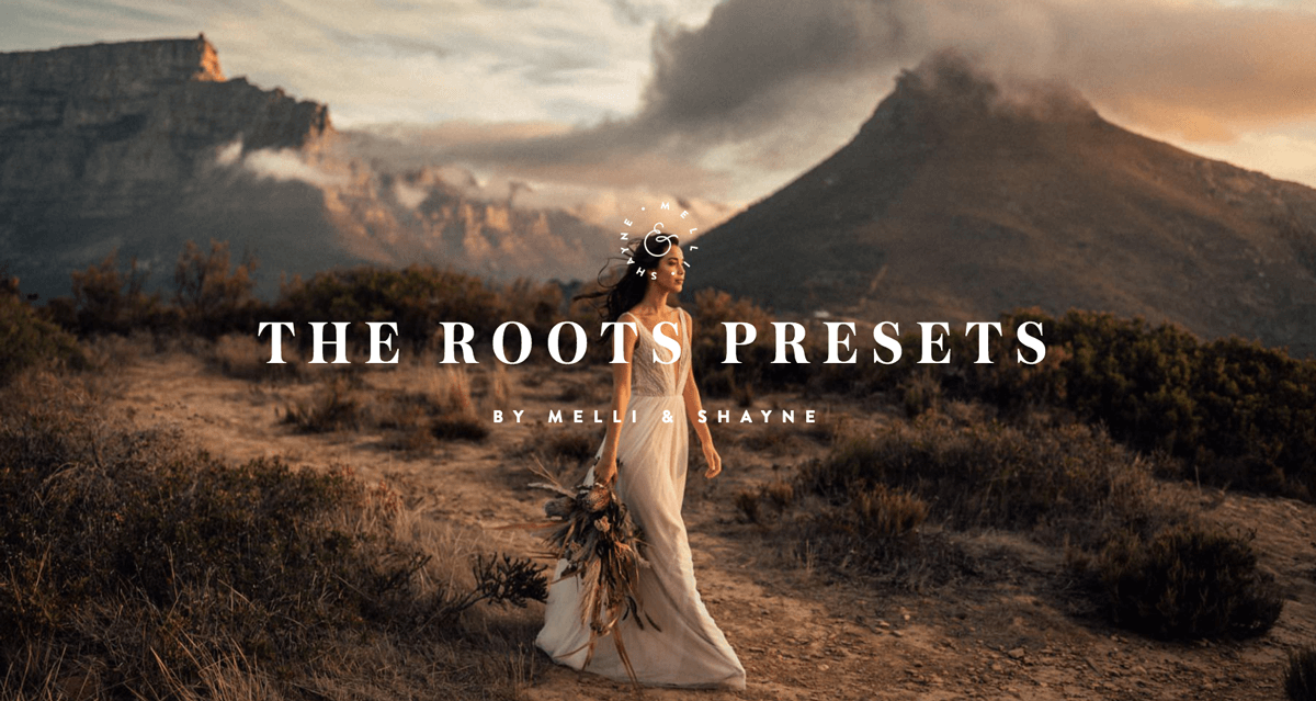 Best photography presets - roots-by-melli-&-shayne-presets
