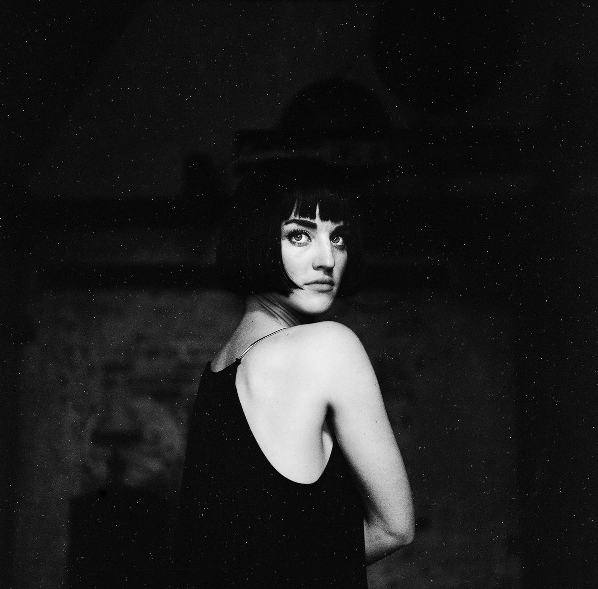 Oli Sansom: Falling in Love with & Mastering Expired Film, portrait, australia, photography, melbourne, dark, dan o'day & Dre portrait 3