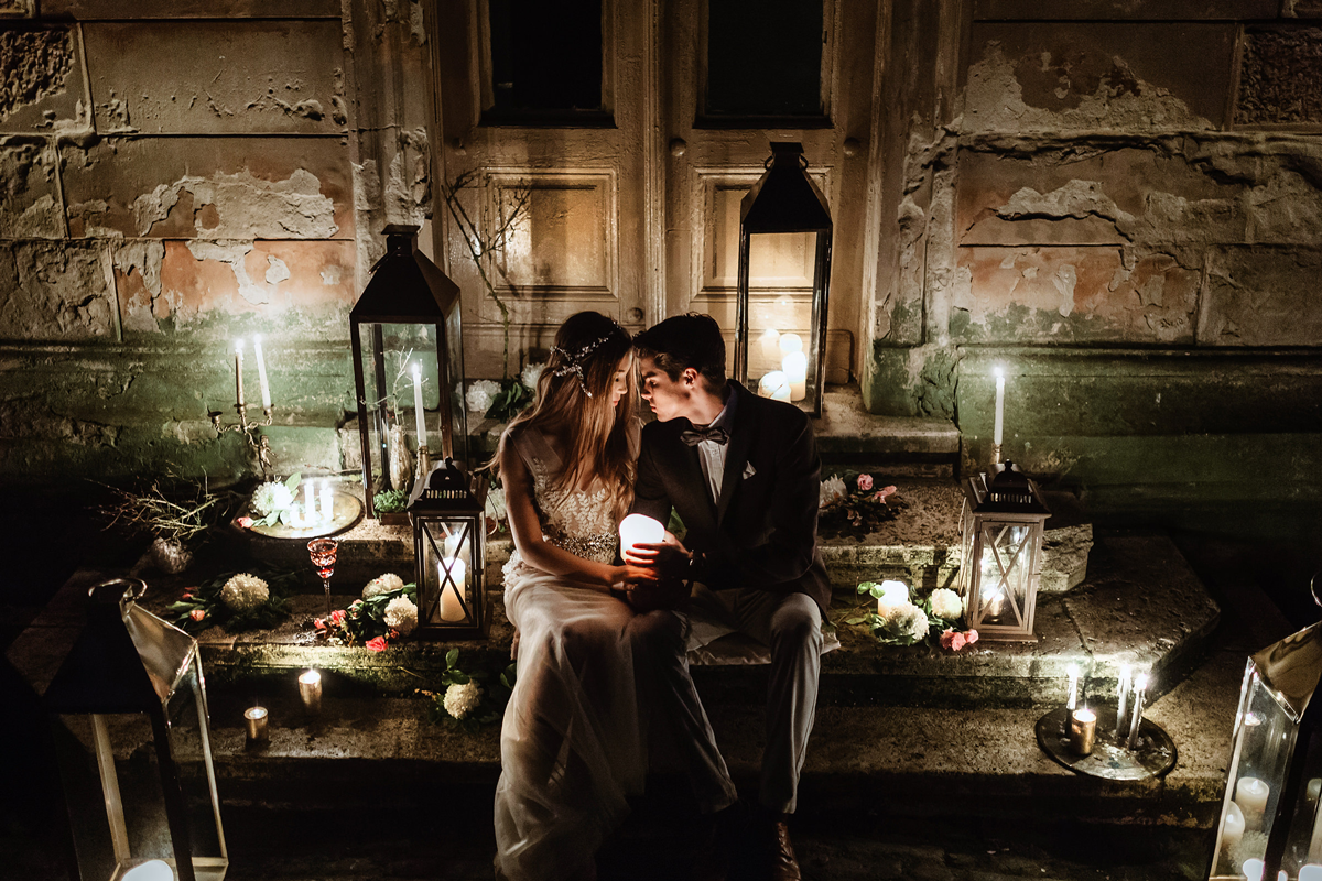 Danilo & Sharon: How to Stop Seeking Perfection in Photography, Serbia, rooftop, wedding reception Sombor