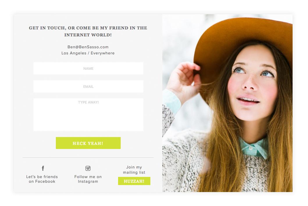 create-killer-contact-page-design,-ben-sasso