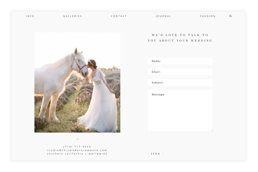 create-killer-contact-page-design,-this-modern-romance-photography