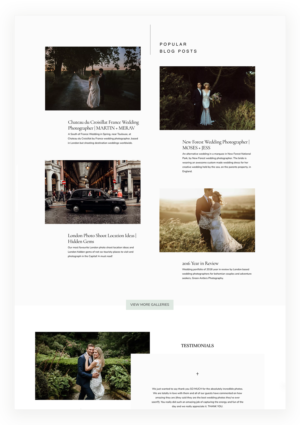 green-antlers-wedding-photography-website,-flothemes,-wordpress,-osaka-theme-design,-portfolio-layout