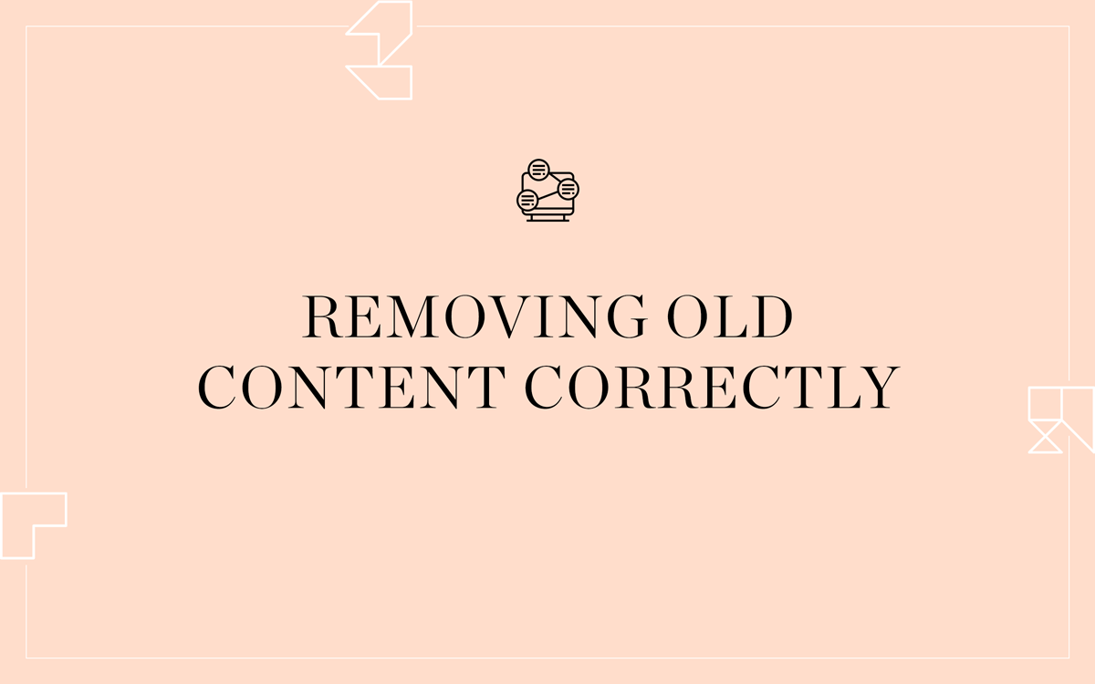 how-to-remove-old-content-and-create-redirects