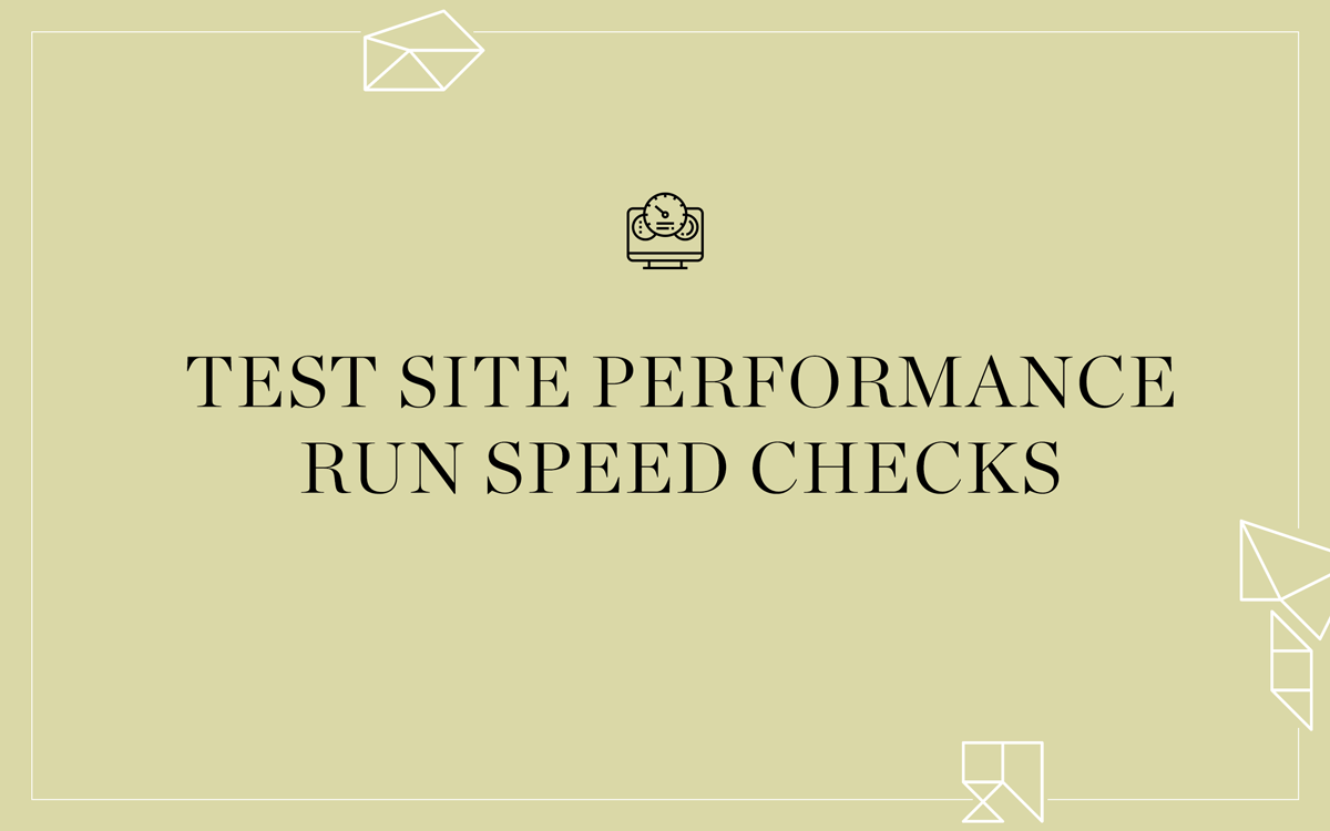 test site performance