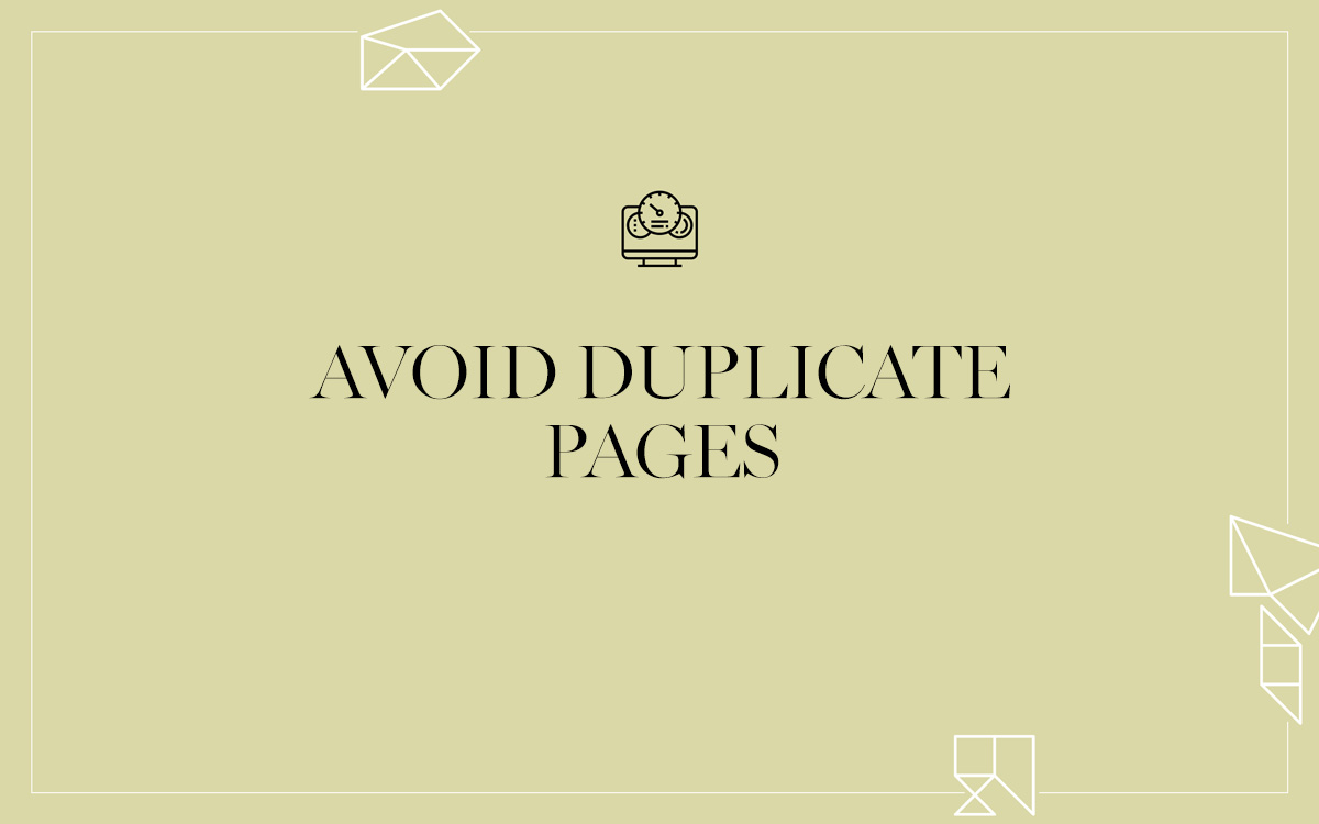 avoid-duplicate-pages-seo-for-photographers