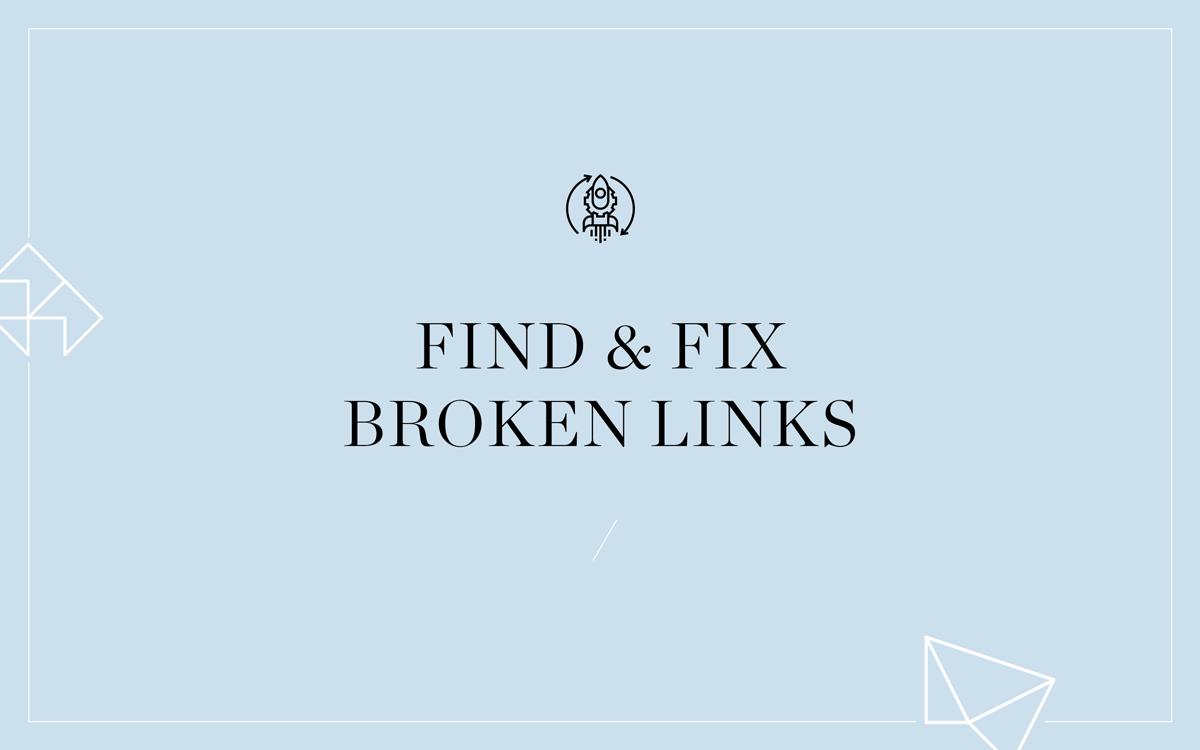 fix-broken-links