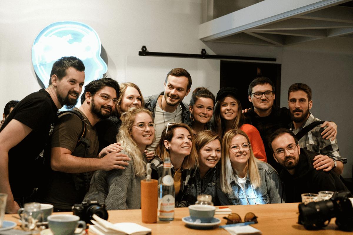 The Rural Workshop, Flothemes Coffee Meetup
