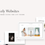 17 Photography websites built with LVY