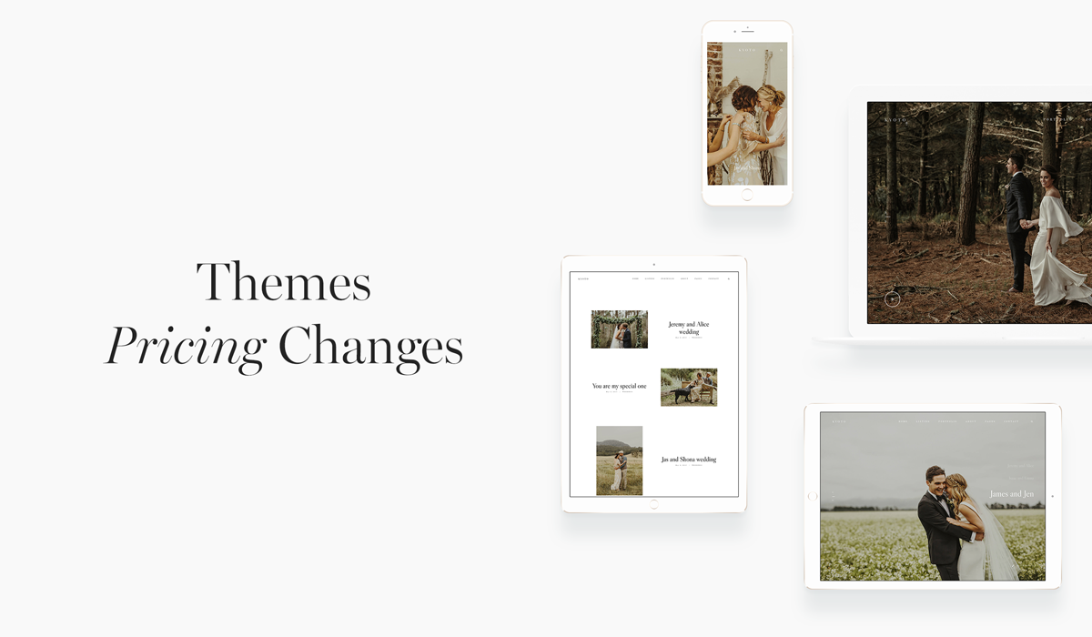 Flothemes Pricing Chnages 2018 - Themes
