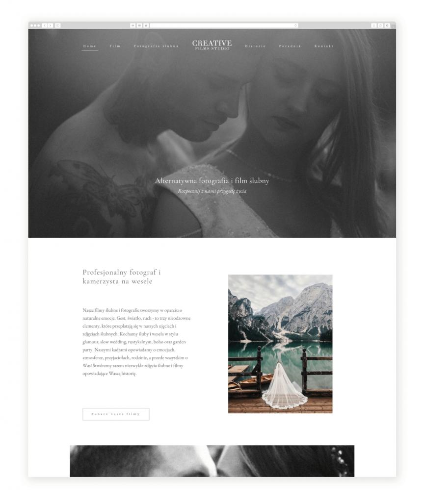 creative-films-studio-videography-website