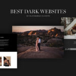 21 Dark photography websites that you need to see