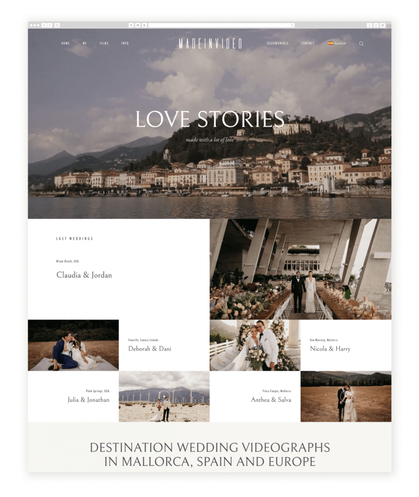 madeinvideo-videography-website