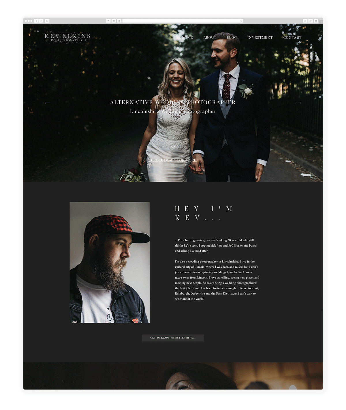 wedding-photography-website-kevelkinsphotography.co.uk