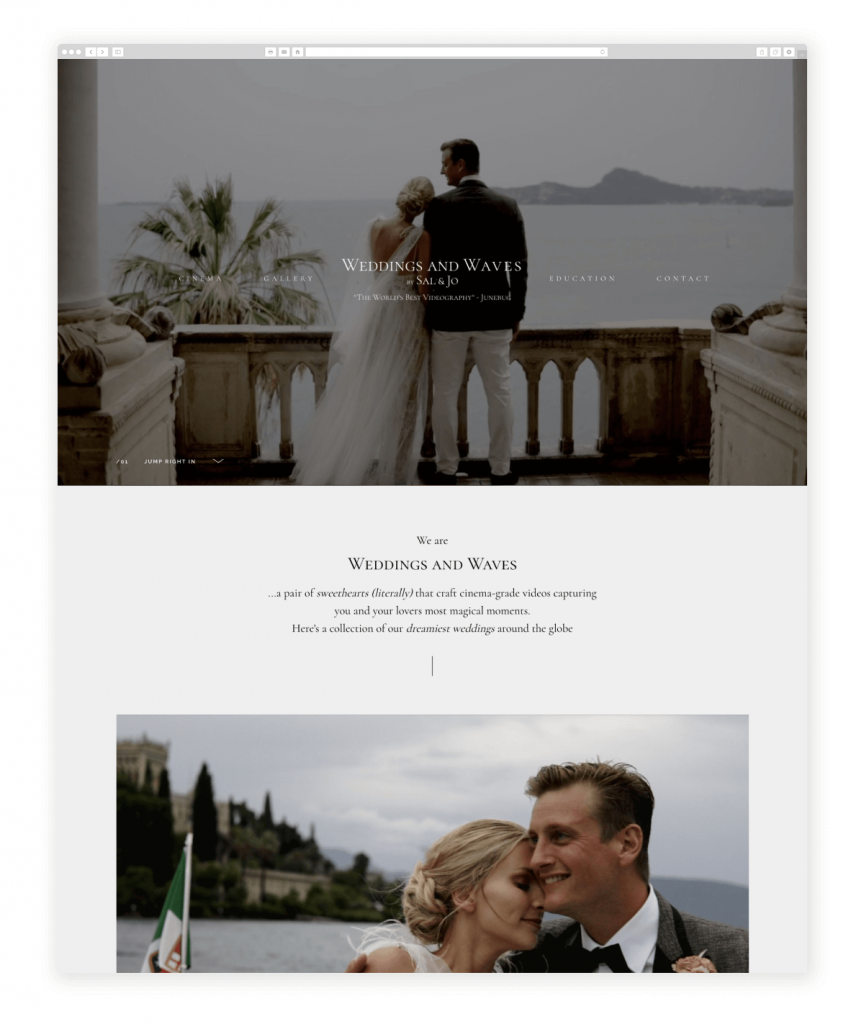 weddings-and-waves-videography-website