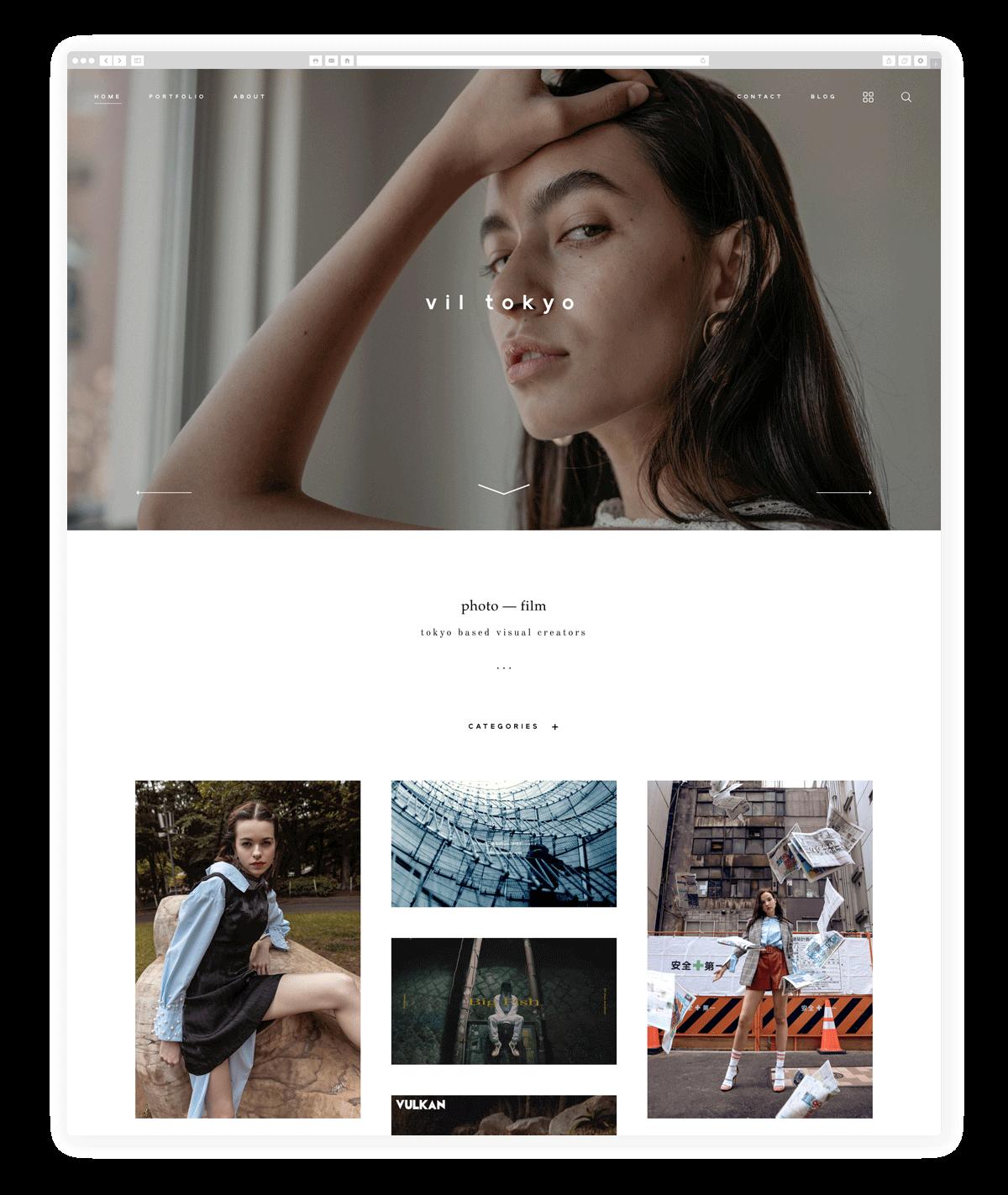 video-photography-website-vil.tokyo
