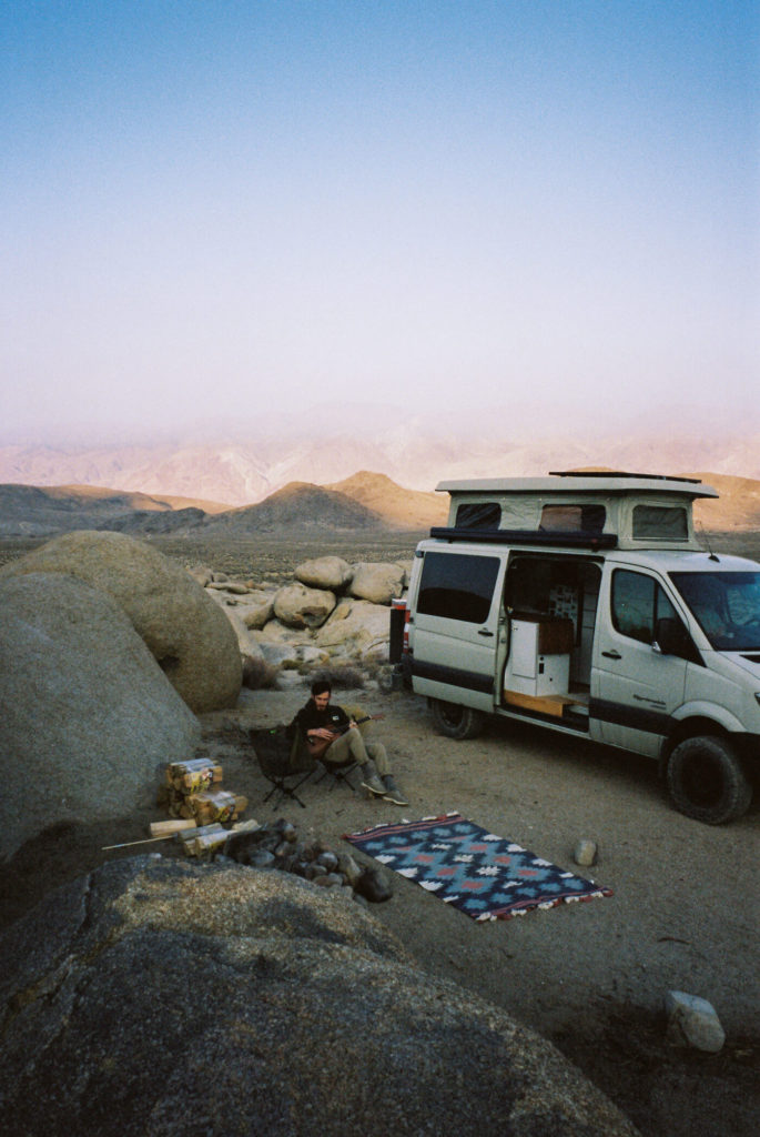 Katch Silva Photography interview, joshua tree camping, ben sasso, 14