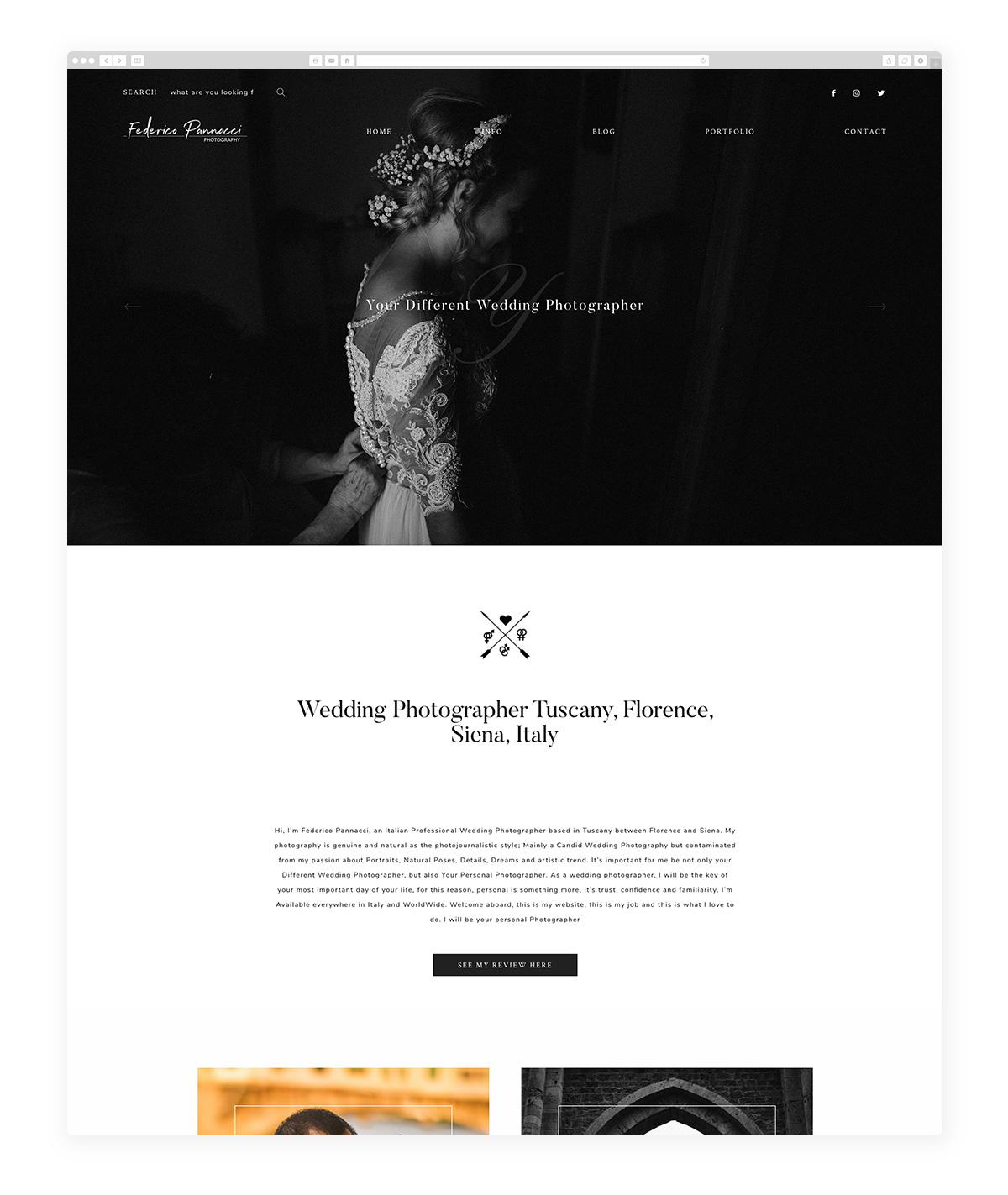 fede-pan-website-example