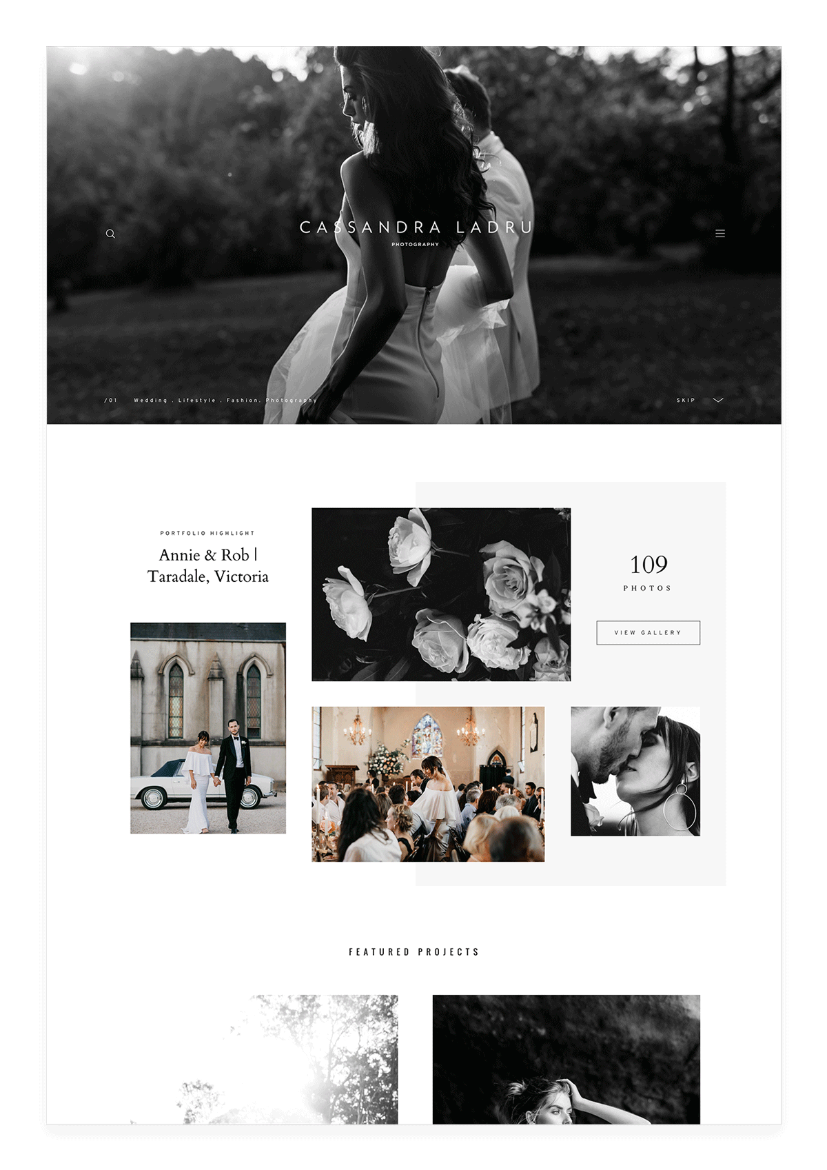 Inspirational-photography-websites---elegant-wedding-photography---cassandra-ladru