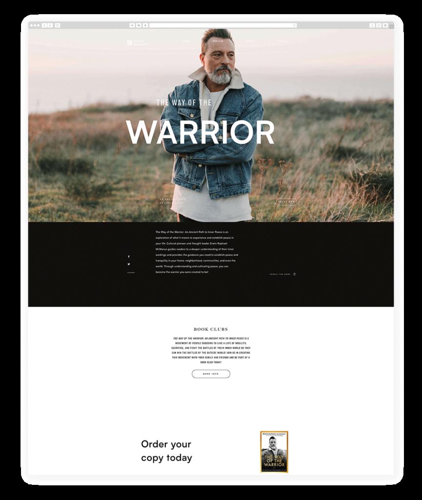 Custom Websites Designed by Flothemes - Erwin McManus