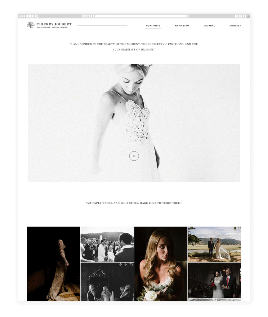 Custom Websites Designed by Flothemes - Thierry Joubert
