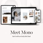 New Theme Mono | 6 Reasons Why You'll Love It