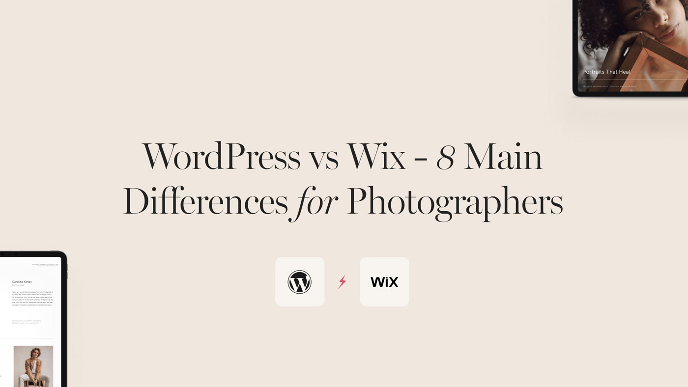 wordpress-vs-wix-differences
