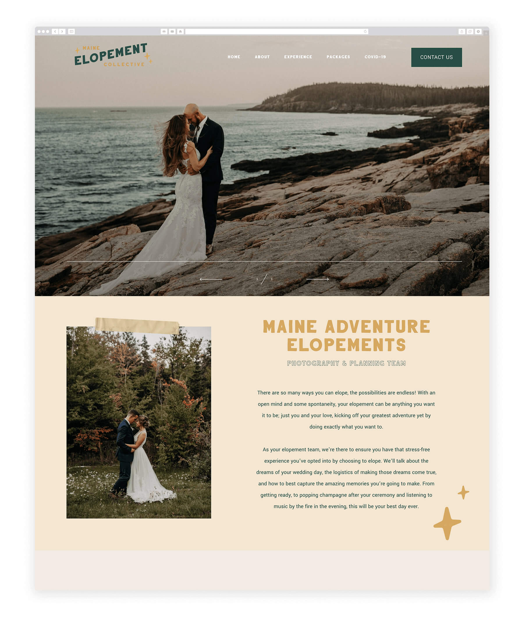 maine-elopement-collective-wordpress-website-faro-theme
